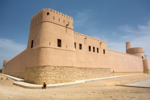 Hanging out at the Barad al Sur fort